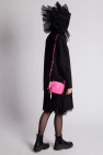 Red Valentino Dress with tulle trim