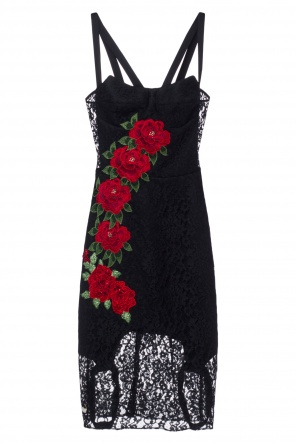 Appliqued dress od Philipp Plein