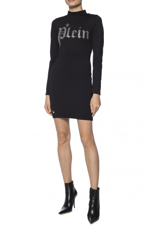 Branded dress od Philipp Plein