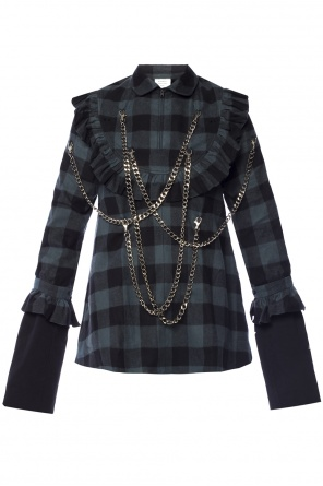 Chained top od Vetements
