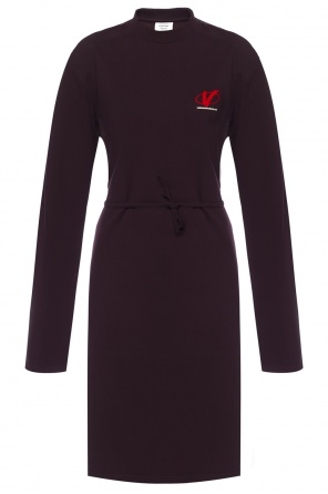 Dress with lacing od Vetements