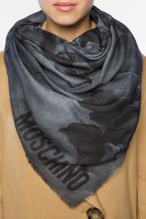 Patterned shawl od Moschino