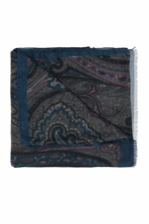 Scarf with a 'paisley' motif od Etro