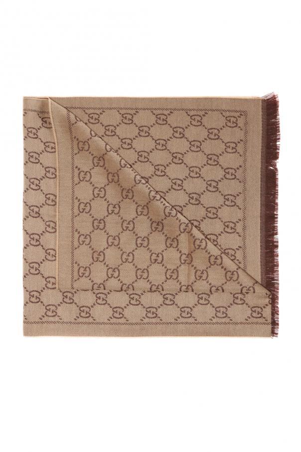 Gucci 'GG Supreme' scarf