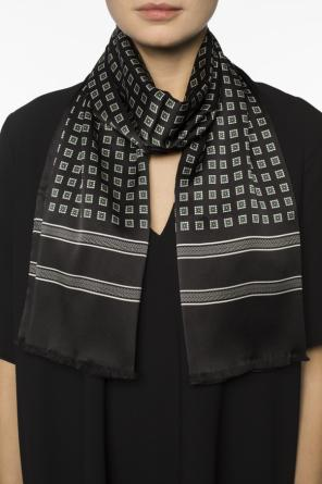 Patterned scarf od Haider Ackermann
