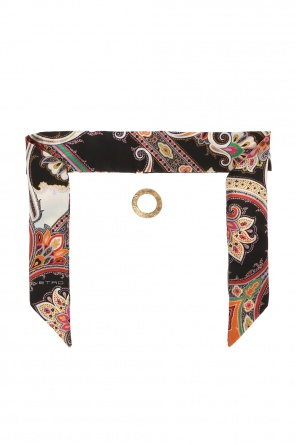Patterned neckerchief od Etro