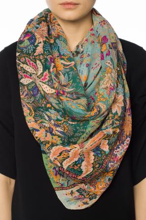 Patterned shawl od Etro