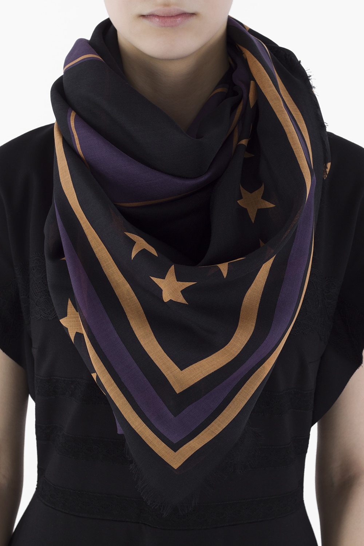 Givenchy Printed shawl