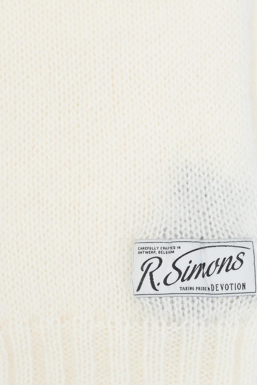 Raf Simons Scarf with logo