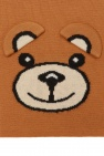 Moschino Kids Logo scarf