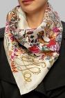 Salvatore Ferragamo Patterned scarf