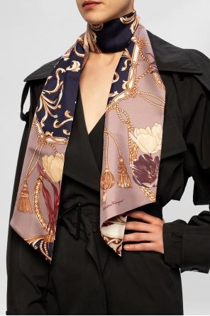 真丝围巾 od Salvatore Ferragamo