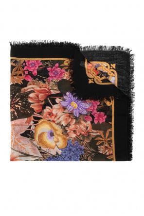 Floral scarf od Salvatore Ferragamo