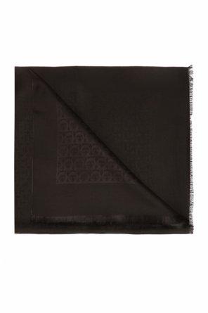 'gancini' scarf od Salvatore Ferragamo