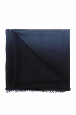 Shaded shawl od Bottega Veneta