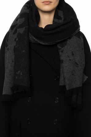 Patterned scarf od McQ Alexander McQueen