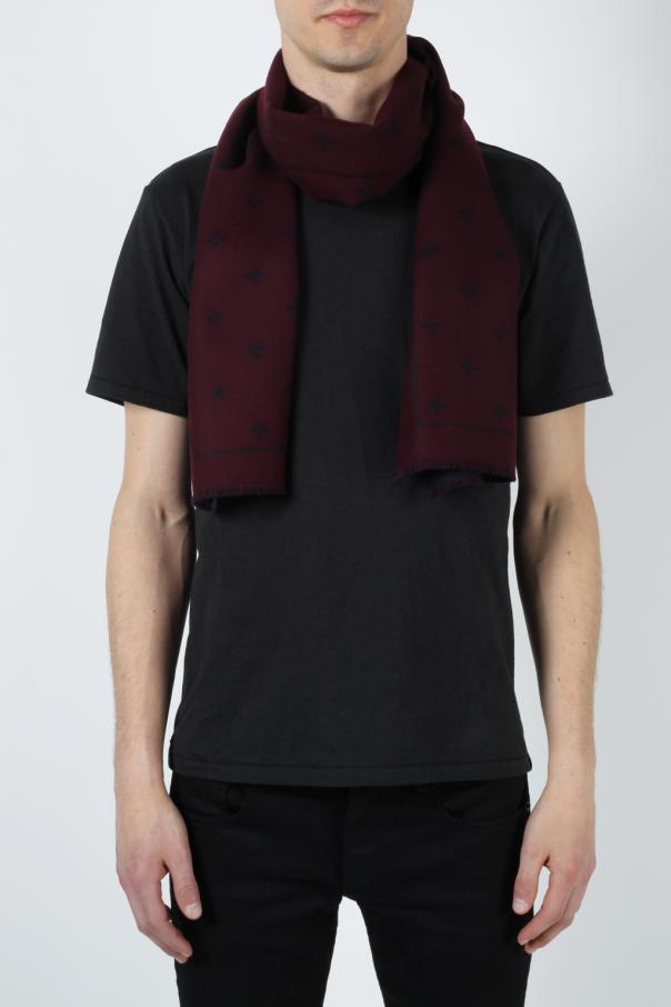 Patterned scarf od Gucci