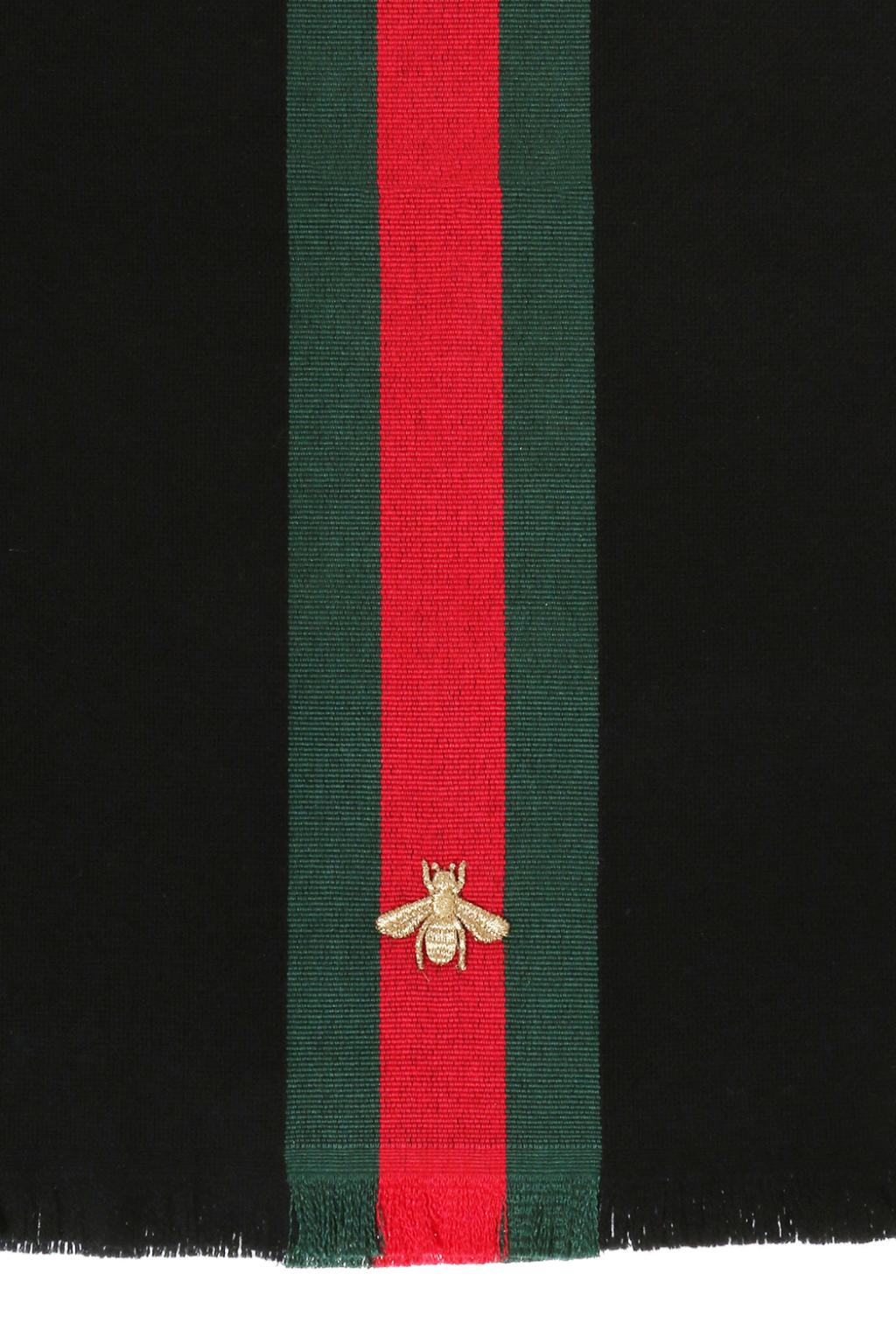 Gucci 'Web' scarf