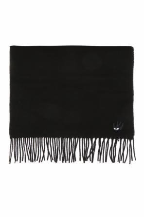 Patched scarf od McQ Alexander McQueen