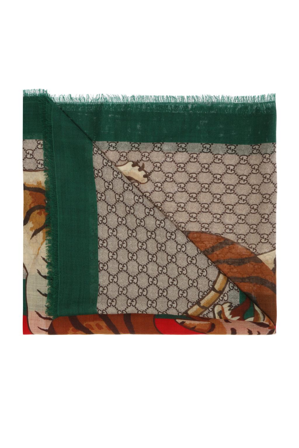 Gucci Patterned scarf