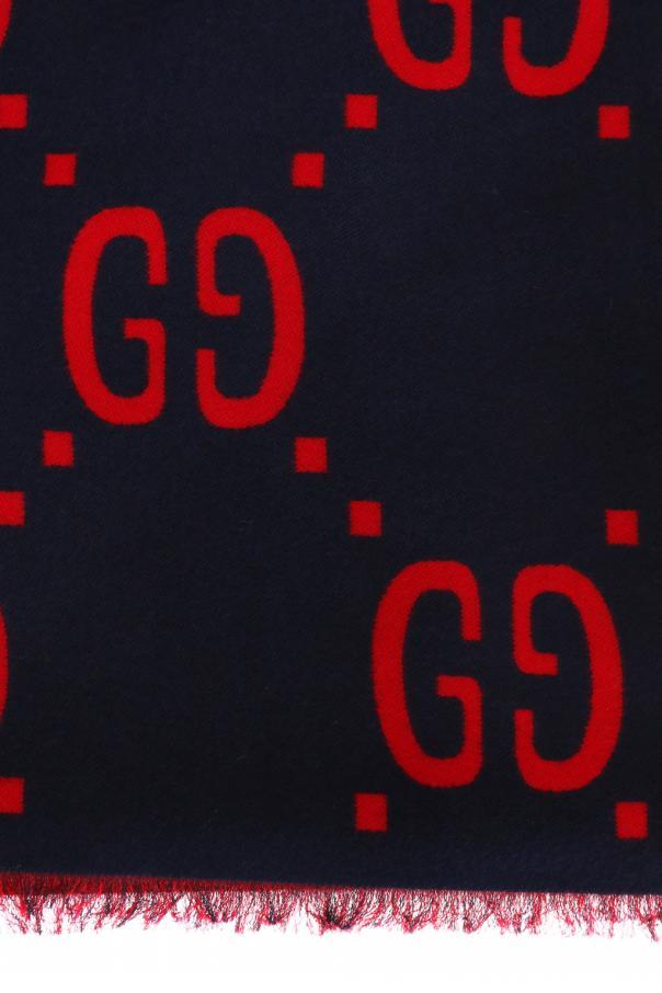 Logo scarf od Gucci