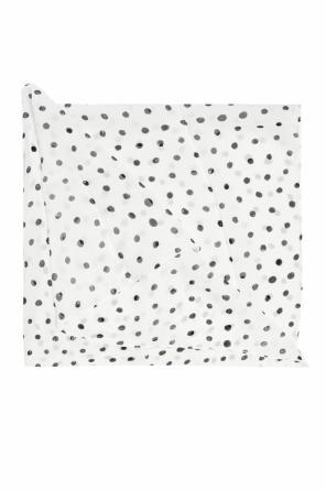 Polka dot neckerchief od Saint Laurent