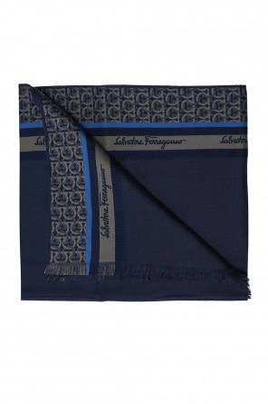 Scarf with logo od Salvatore Ferragamo