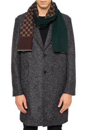 Double-sided scarf od Gucci