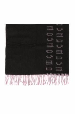Logo-embroidered scarf od McQ Alexander McQueen