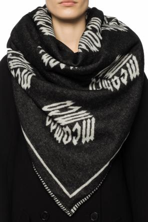 Scarf with logo od McQ Alexander McQueen