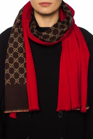 Reversible scarf od Gucci