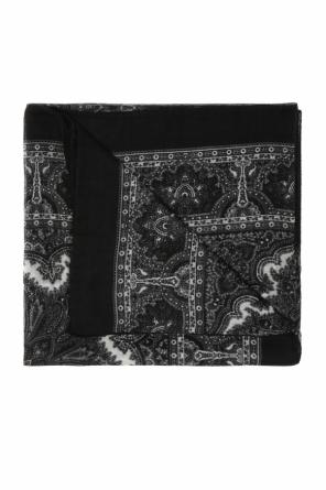 Patterned shawl od Saint Laurent