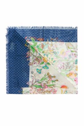 Patterned shawl od Gucci Kids Patterned shawl od Gucci Kids ad662e15a17