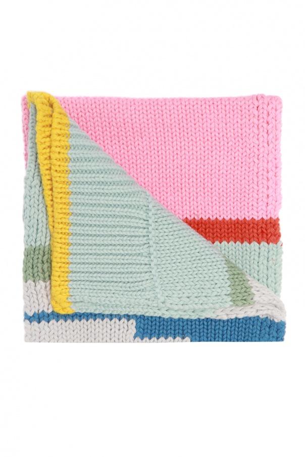 Woven scarf od Stella McCartney Kids