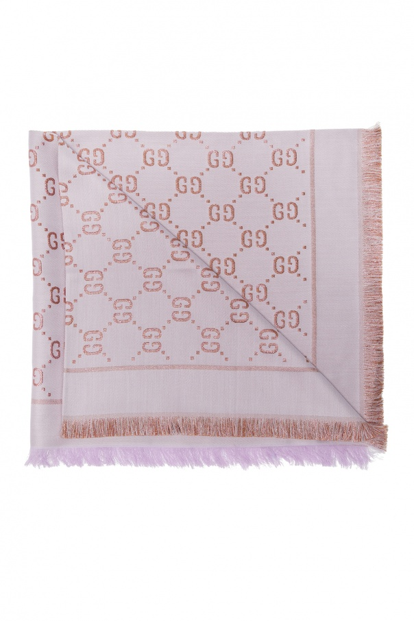 Gucci Kids Patterned scarf