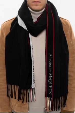 Logo scarf od Alexander McQueen
