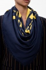 Gucci Scarf with logo