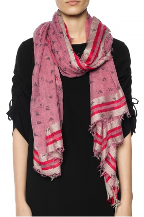 Patterned shawl od Emporio Armani