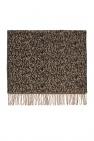 Saint Laurent Patterned scarf
