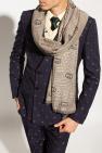 Gucci Checked scarf