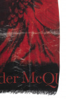 Alexander McQueen Scarf with logo