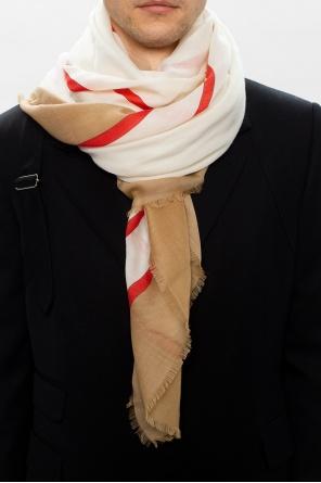 Logo scarf od Burberry