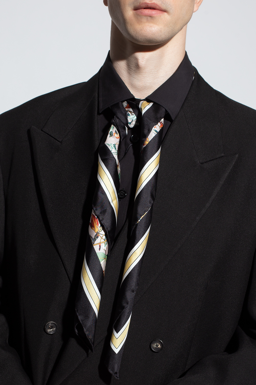 Burberry Patterned neckerchief