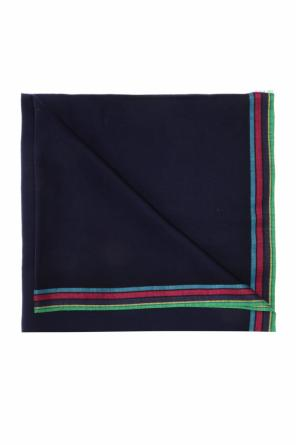 Scarf with lettering od Paul Smith