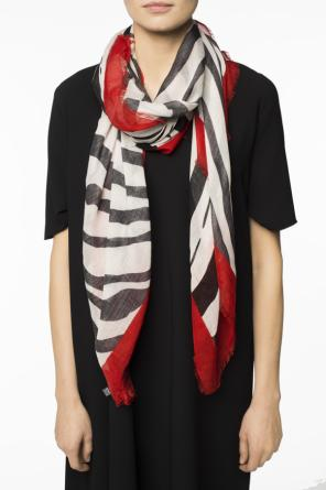 Patterned shawl od Lanvin