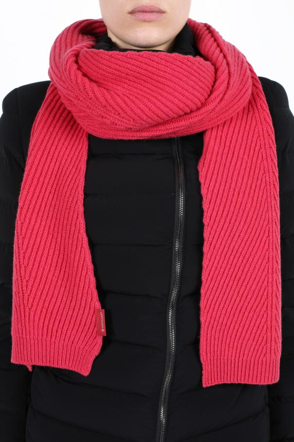 Ribbed scarf od Moncler