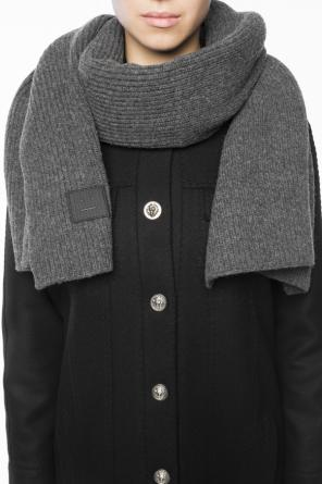 Wool scarf od Acne