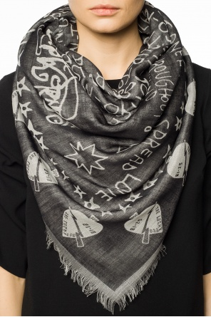 Embroidered shawl od Givenchy