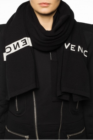 Embroidered logo scarf od Givenchy