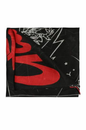 Animal motif scarf od Givenchy